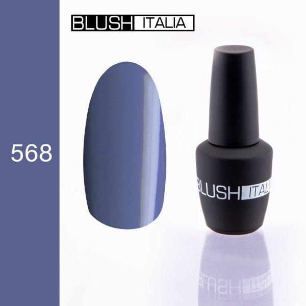 gel polish 568 blush italia