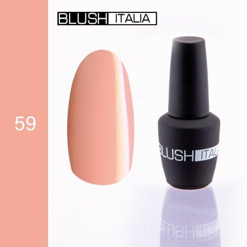 gel polish 59 blush italia