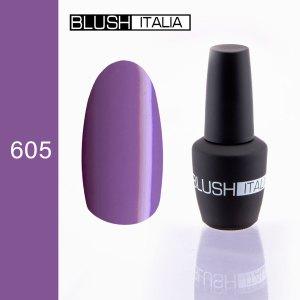 gel polish 605 blush italia