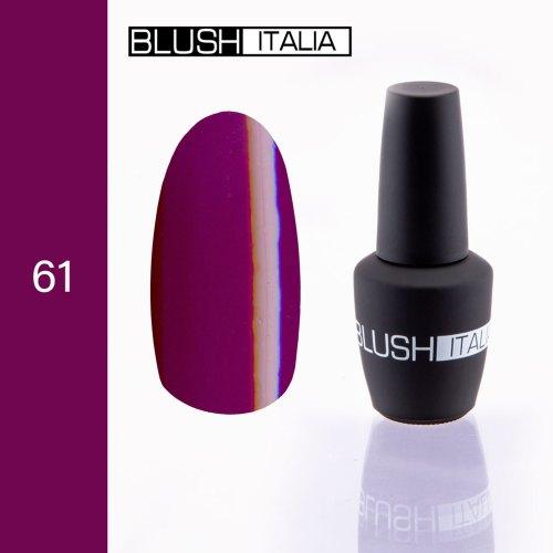 gel polish 61 blush italia