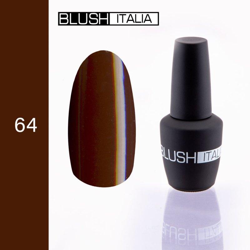 gel polish 64 blush italia