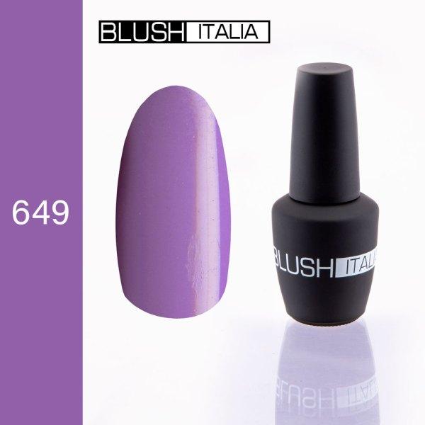 gel polish 649 blush italia