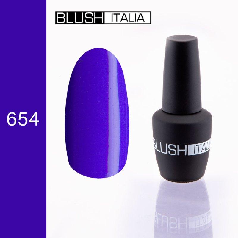 gel polish 654 blush italia