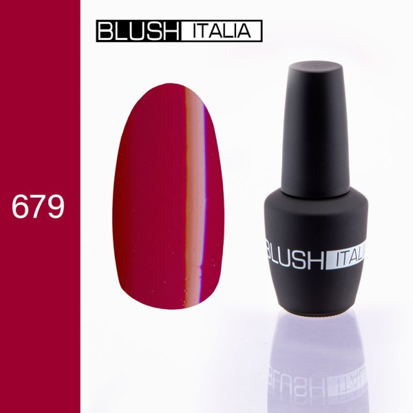 gel polish 679 blush italia