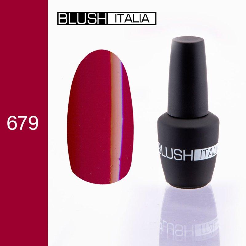 gel polish 679 blush italia