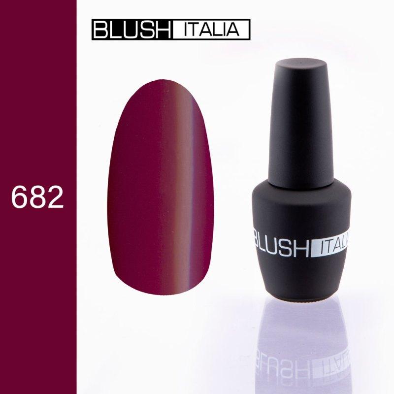 gel polish 682 blush italia