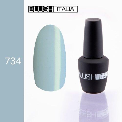 gel polish 734 blush italia