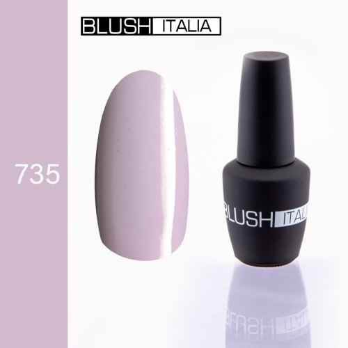 gel polish 735 blush italia