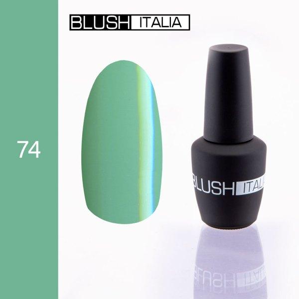gel polish 74 blush italia