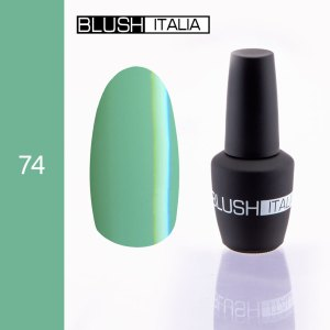 gel polish 74 blush italia