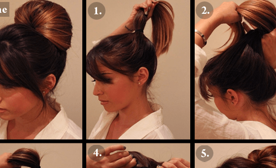 Try Cute Hairstyles To Give You Glamorous Look In 10 Minutes 77