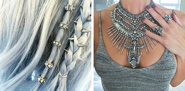 6 Best Ways By Which You Can Add Metallic Color To Your Outfit And Look Fabulous 1