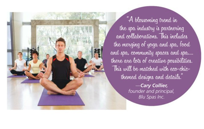 Day Spa Magazine - quote by Cary Collier