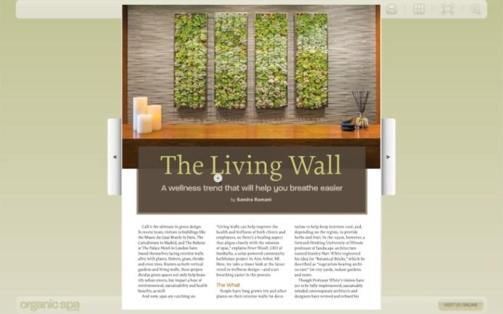 Organic Spa Magazine - February 2016