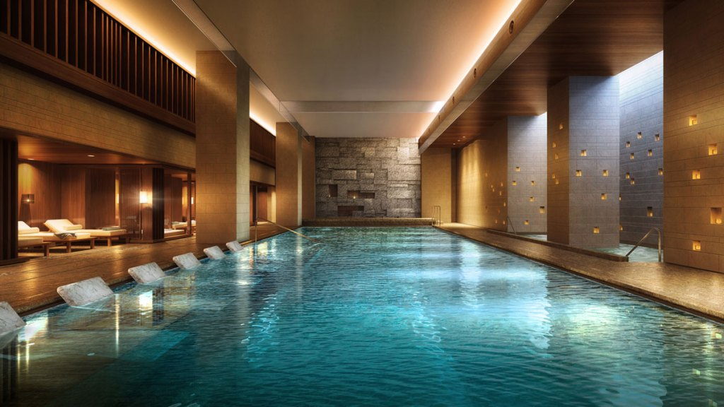 The Spa at Four Seasons Hotel Kyoto, Japan