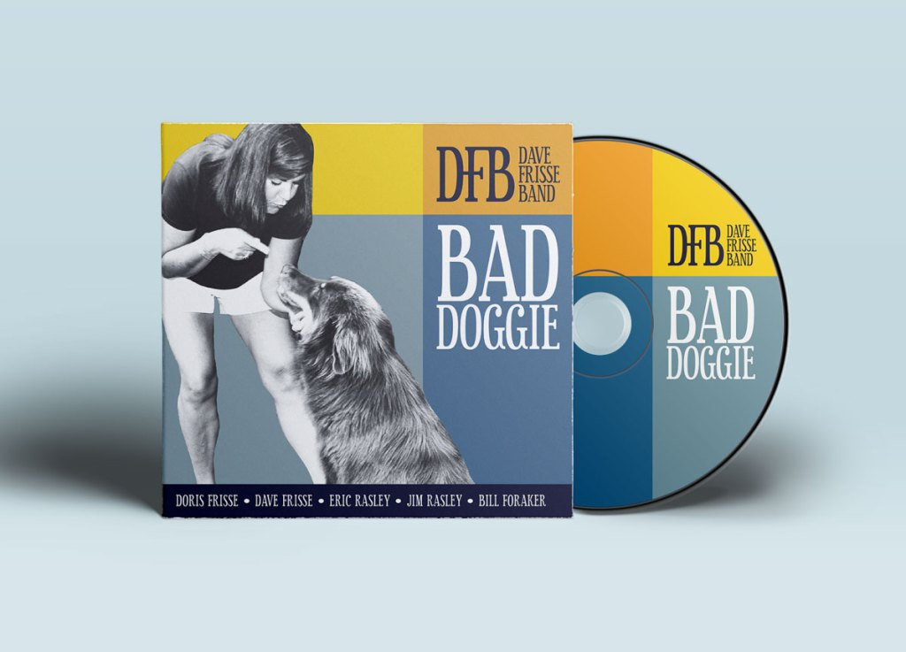 Bad Doggie Album Art