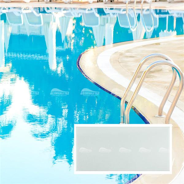 white tile bczb202 pool tile white