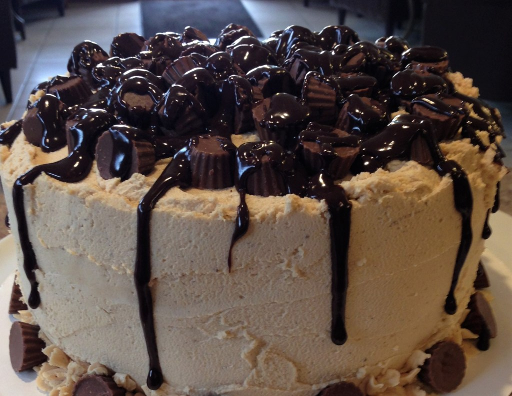 Peanut Butter Chocolate Cake Made to Order Dunnellon, FL