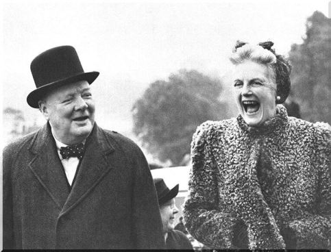Щасливий шлюб Черчілля – його найбільше досягнення