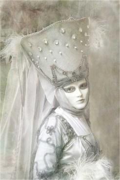 Masked beauty - Wendy Irwin - LRPS