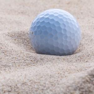 golf sand