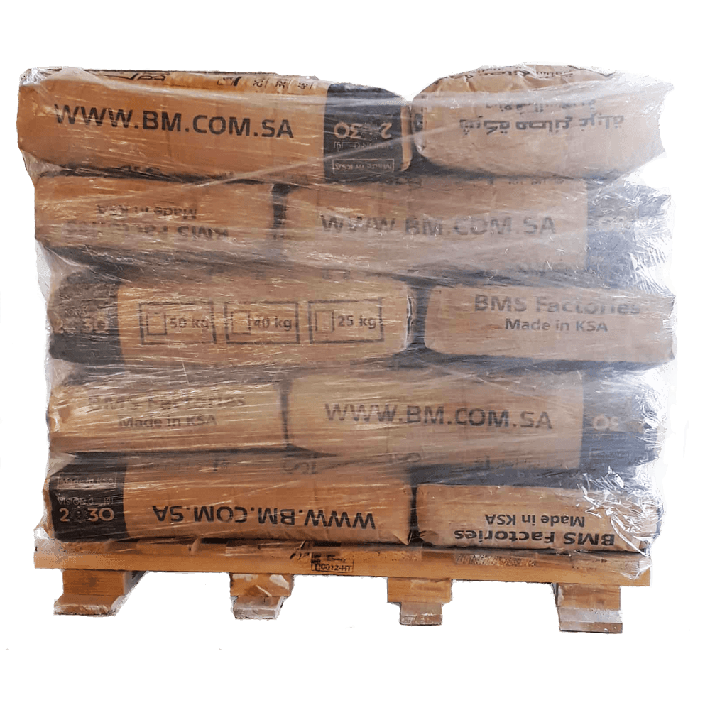BMS packing paper bags