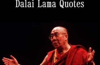 Dalai Lama Quotes