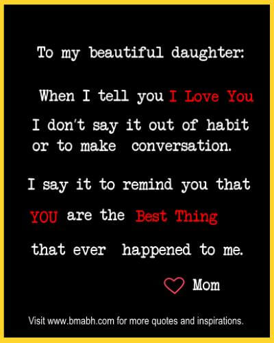 100 Inspirational Mother Daughter Quotes To Melt Your Heart