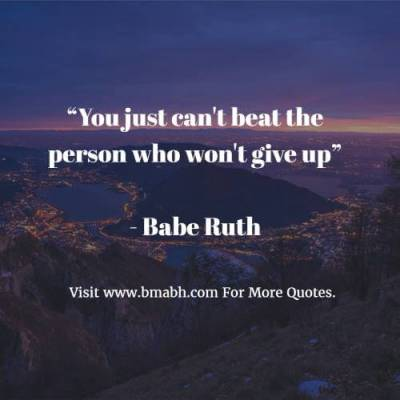 Motivational Never Give Up Quotes