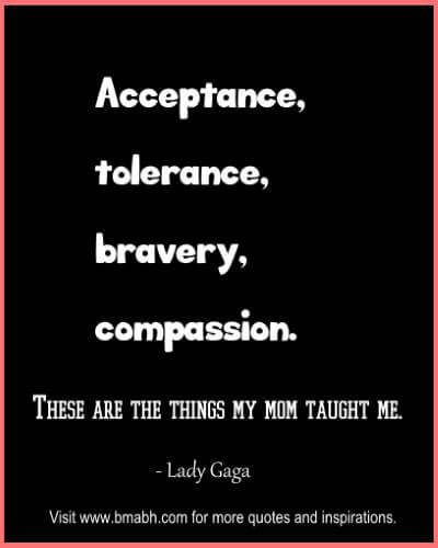 mother daughter quotes about amazing things mom taught daughter at www.bmabh.com