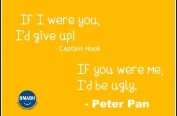funny Peter Pan Quotes at www.bmabh.com