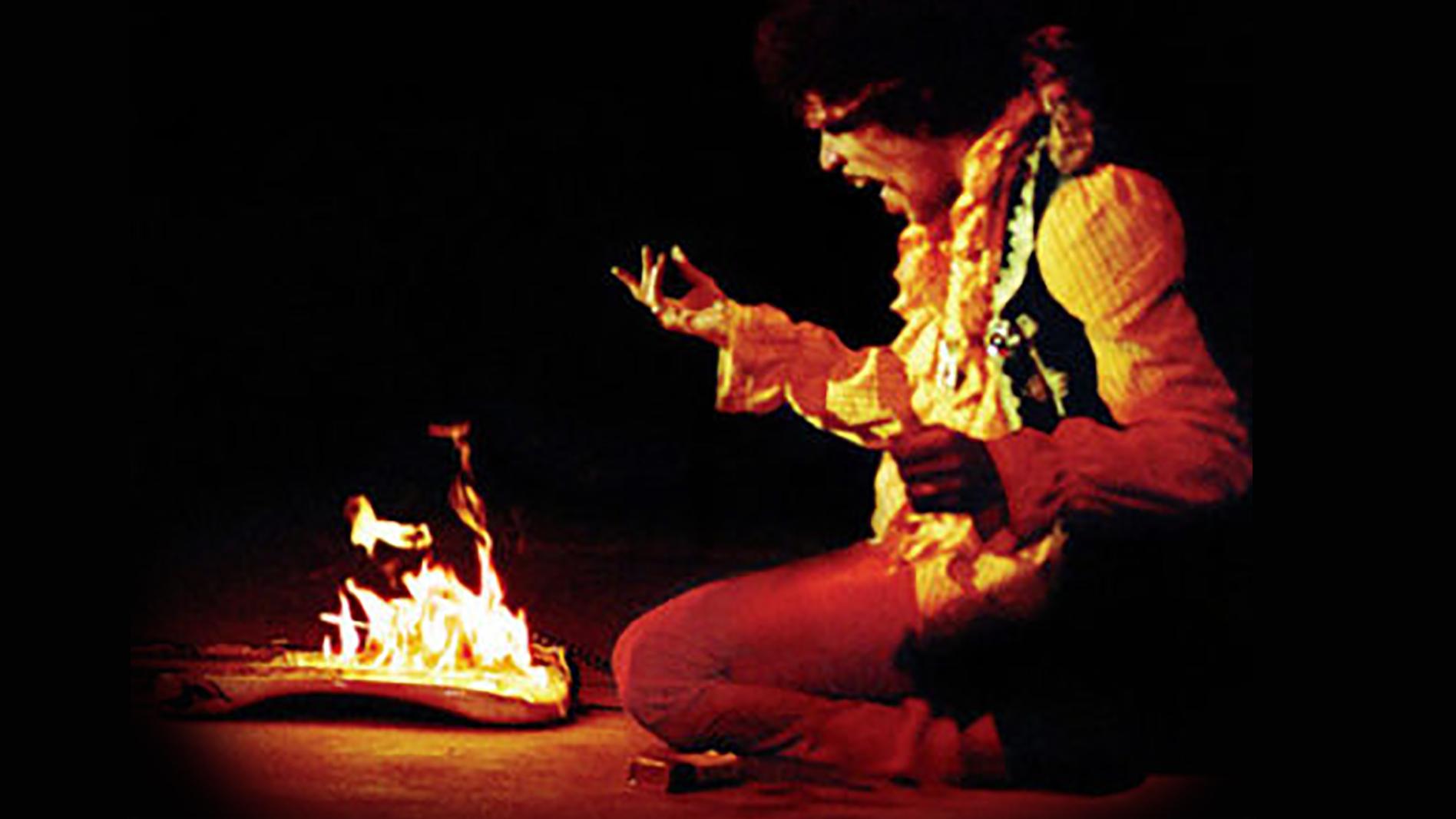 ho visto Jimi Hendrix