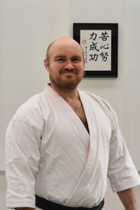 Pieter Karlik - Karate-Taekwondo Instructors