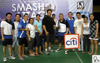 It's a three-peat for Citibank, who emerged as Champion in the Platinum Cup level, for the third year in a row.