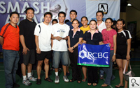 RCBC placed 1st Runner-up in the Platinum Cup level