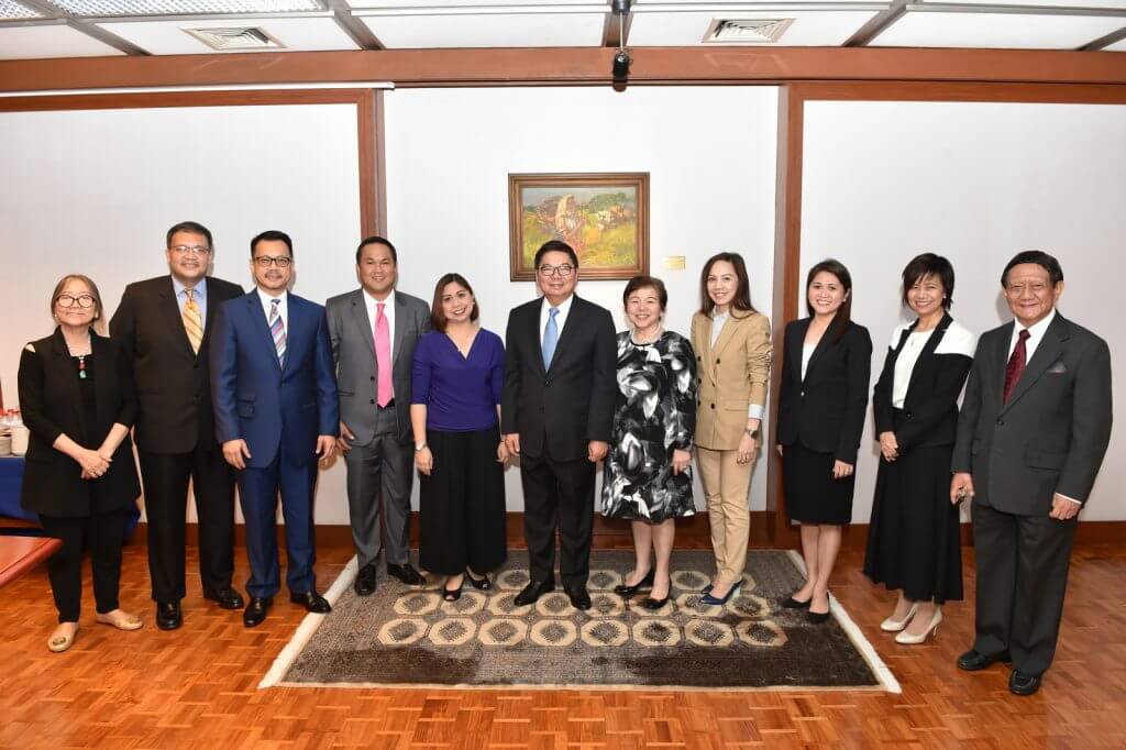 BSP Tetangco Inducts 2017 BMAP Directors and Officers