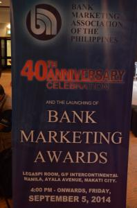 40th Anniversary and Launching of Bank Marketing Awards