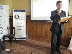 August 2011 General Membership Meeting
