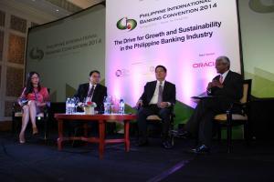 August 2014 Philippine International Banking Convention