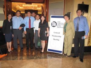 January 2010 General Membership Meeting