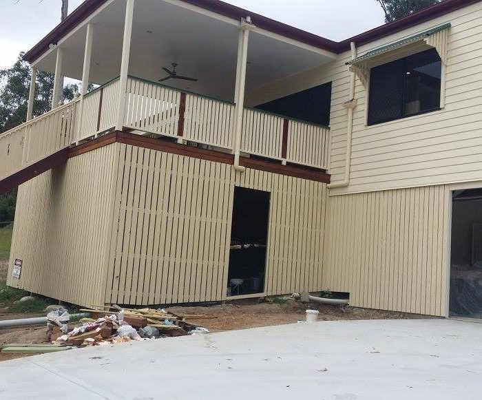 House Exterior Painting Logan QLD