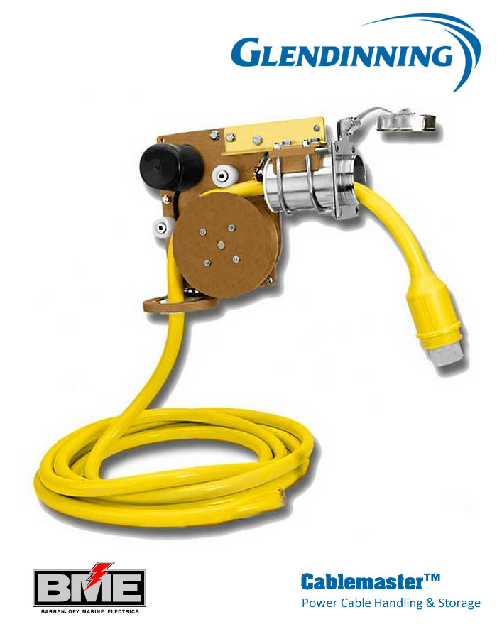 Glendinning Cablemaster™ Power Cable Handling & Storage