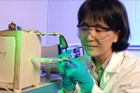 "Xinqiao Jia's team develops ""Smart"" Hydrogel"