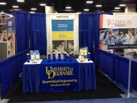 BME booth at BMES