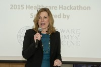 BME students present at Healthcare Hackathon