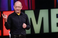 Galloway's GoBabyGo talk is on TEDMED