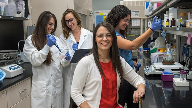 Biomedical Engineering earns University of Delaware Research Foundation awards