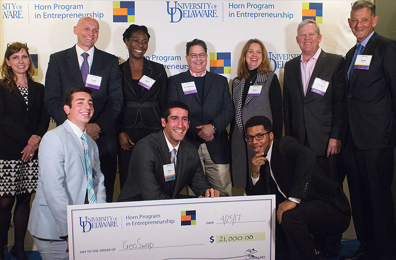 BME undergraduates and alumni take home top prizes in entrepreneurship competition