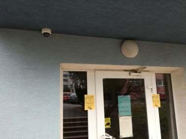kamerový systém označenie dvere