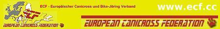 ECF - Europäischer CaniCross-BikeJöring Verband